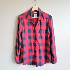 2 for $25  American Eagle Outfitters plaid shirt